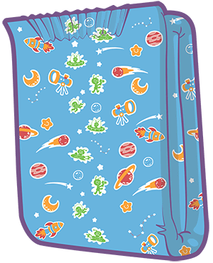 ABUniverse Space Diapers
