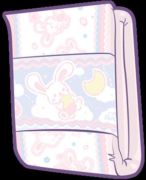 ABUniverse BunnyHopps Diapers